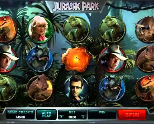 SCR888 Casino Slot Game Jurassic Park Free Play2