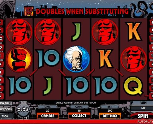 Play SCR888 Hellboy Casino Download Cool Slot Game!2