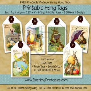 free-tags-vintage-bunny4