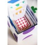 Freebie | Printable Rainbow Nesting Boxes