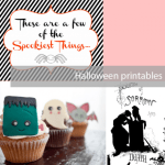 3 Free Halloween Printables for Parties and Paper Crafts