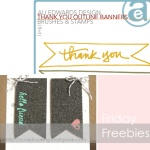 2 Fabulous Freebies on Friday