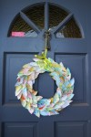 Tutorial | Decorative Wreath from Old Maps