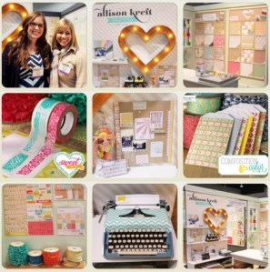 CHA Recap and Giveaway from Allison Kreft of Webster's Pages