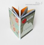 Video Tutorial | Envelope Mini Album by Betty's Crafts