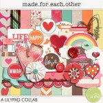Freebie | Digital Kit from The Lily Pad and a Hybrid Tutorial
