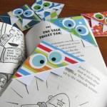 Tutorial | Monster Page Corner Bookmarks