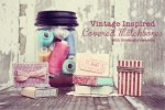 Tutorial & Free Printable | Vintage Inspired Valentine's Day Matchboxes from Live, Laugh, Rowe.
