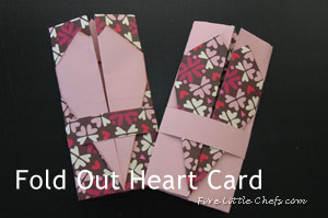 Fold-out Heart Card
