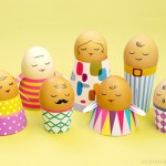 Free Printable for Egg People from Mr. Printables