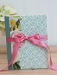 Tutorial & Template | Booklet Box for Packaging Cards