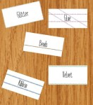 Get Organized | DIY Spring Cleaning Labels