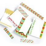 Freebie | Project Life Cards from Dabbles & Babbles