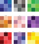 Freebie | Color Variation Sheet from Creating Keepsakes