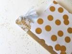 Tutorial | Glitter and Gold Minibook