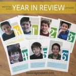 Freebie | Elementary School Year-in-Review Printables