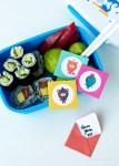 Freebie | Printable Lunch Box Buddies
