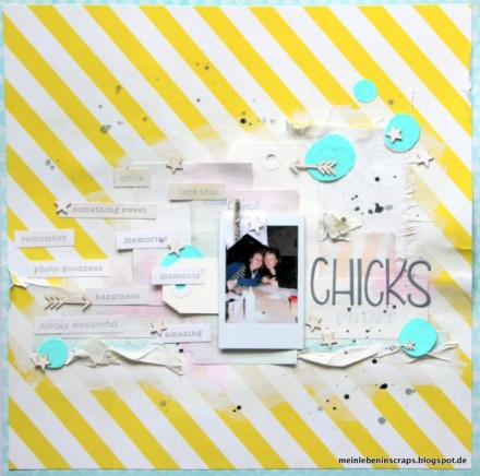 Inspiration du Jour - Chicks by ninast