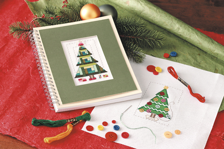 Christmas ease planning the holidays scrap booking for Country woman magazine crafts