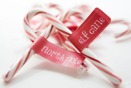 Freebie - Christmas Elf Party Printables from Online Labels