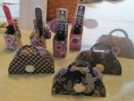 Gift Idea | Purse Gift Bag for Small Gifts like Nail Polish & Lipstick