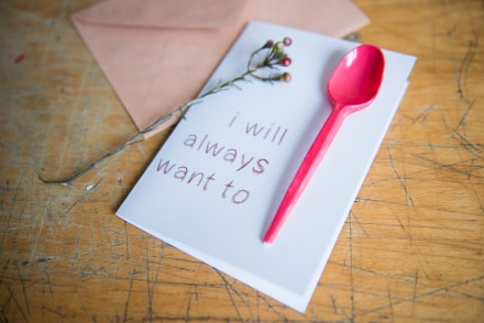 Freebie - Printable Valentine's Day Card & DIY at Kittenhood