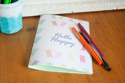 Tutorial - Hello Happy Notebook Tutorial at Callaloo Soup