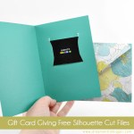Tutorial & Freebie | Gift Card Giving Envelopes and Cards