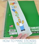 Tutorial | Make Stickers With Silhouette Print & Cut