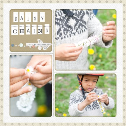 Daisy Chains by Francine Clouden
