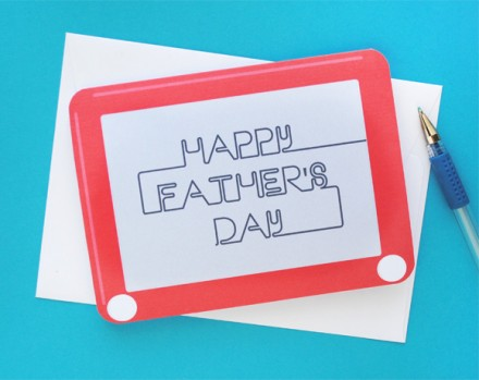 Printable-Fathers-Day-Card- from Zakka Life