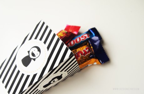 Free Halloween treat Box