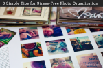 8 Tips for Photo Organization