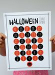 Two Halloween Countdown Ideas