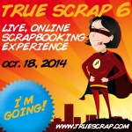 Giveaway | One Seat to True Scrap 6