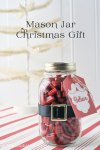 Freebie | Printable Mason Jar Christmas Tag