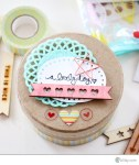 Tutorial | Storage Container for Embellishments
