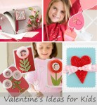 Paper Crafts | Valentine's Day Ideas for Kids