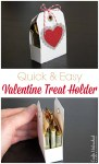 Tutorial | Treat Holder For Valentine's Day