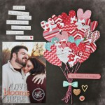 10 Ways to Scrapbook Valentine's Day