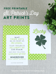 5 Ideas & Freebies for St. Patrick's Day