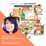 Article | The Secret to Happier Scrapbooking