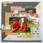 8 Layouts to Use When Scrapbooking Your Dog