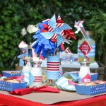 Freebie | Printables for Children's 4th of July Party