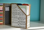 Organize Your Project Life Cards