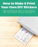 How to Make Your Own DIY Stickers