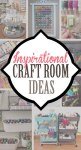 Craft Room Ideas &Inspiration