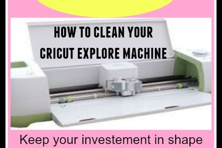 Dos & Dont's for Cleaning Your Cricut