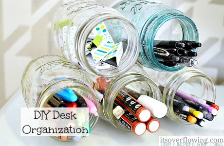 10 Ways to Organize Your Craft Room