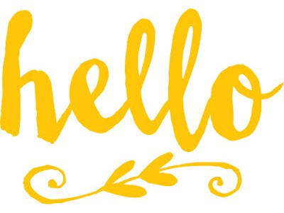 Hello | Free SVG & Studio Cut File